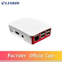 Wholesale Plastic Case Enclosure - Raspberry Pi 3 Official Case ABS Professional Enclosure Box Only For RPi 3 Model B Plastic Protective Case