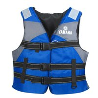 Wholesale Life Vest Wholesale - Wholesale- Professional Swimwear Swimming jackets Life Jacket Water Sport Survival Dedicated Life Vest child adult