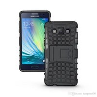 Wholesale Galaxy S3 Layer - For Samsung Galaxy S3 Case, Heavy Duty Rugged Dual Layer Shockproof Protection Case Cover For Samsung Galaxy S3 I9300 Armor Case