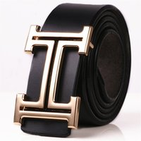 Wholesale H Buckle Designer belts men of high quality men Leather Belt Buckle ceinture Homme Mens belts Alloy Leather brand Luxury waistband
