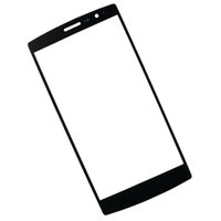 Wholesale touch screen g4 - 100PCS Outer Front Screen Glass Panel Lens Replacement for LG G4 G Stylo LS770 G4 mini free DHL