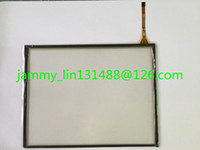 Wholesale dodge journey cars for sale - original inch LCD panel LAJ084T001A touch screen for Dodge Journey Chrysler C Grand Cherokee Fiat Maserati car monitor