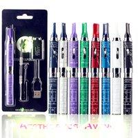 Wholesale Dog Bands - Wee Herbal Vaporizer Dry Herb Snoop Dog Pen Ecigarette Glass Atomizer Ecig Vape Band Snoop Dog Wee d Vaproizer Blister Packing