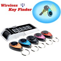 Wholesale Wholesale Cell Phone Items - Key Finder-Wireless:5 in 1Wireless RF Item Locator Key Finder with LED flashlight and base support. With 5 Receivers key RF locator, Remote