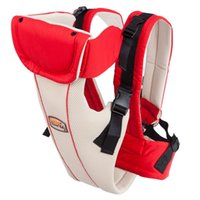 Wholesale Cotton Sling Pouch - Breathable Multifunctional Front Face ergonomic Baby Carrier Infant Comfortable Sling Backpack Pouch Wrap Kangaroo 2-36 Month