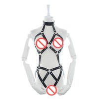 Wholesale Type Clothes Sex - Bandage Adult Games Sex Toy for Married Couples Products Beauty & Health bdsm Black PU Nylon B Type Restraints Kit