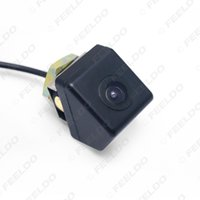 Wholesale Buick Reverse Camera - FEELDO Waterproof Backup Rear View Car Camera For Buick Enclave Reverse Parking Sensor #4801