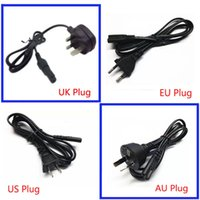 Wholesale Playstation Adapter - 2-Prong Port Laptop US UK EU AU AC Power Adapter Cord Cable Lead for Sony Playstation 4 PS4 Free Shipping