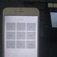 iphone original 4s lcd venda por atacado-10 em 1 caixa testador para iphone 4 4s 5s 5g 5c 6g 6 s plus 6 s 6 s PLUS ipod touch 5 de Alta Cópia Tela de Toque Original Touch Screen Machine Set