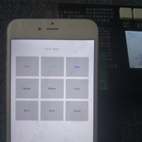 orijinal iphone kopyası toptan satış-10 in 1 Tester Kutusu iphone 4 4 S 5 S 5G 5C 6G 6 S ARTı 6 S 6 S ARTı ipod touch 5 Yüksek Kopya Orijinal LCD Ekran Dokunmatik Test Makinesi Set