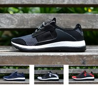 Men pace shoes - CONSORTIUM DAYONE ADO PURE Boost Sneaker fashion premium inspire racer pace afterburn MEN S Running Sport Shoes