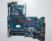 Wholesale motherboards hp laptop for sale - for HP Notebook A B Z BA000 Series BDL51 LA D711P REV UMA E2 Motherboard Mainboard Working perfect