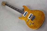 Wholesale Left Handed Guitar Bodies - 2015 new brand left hand electric guitar with mahogany body and neck