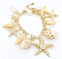 Shop Gold Seashell Jewelry UK Gold Seashell Jewelry free delivery