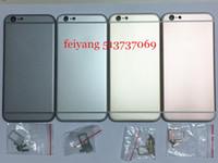 iphone back housing оптовых-Качество для iPhone 6 4.7