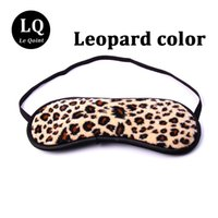 Wholesale Mask Sex Parties - Leopard Printing Sexy Mask Holiday Masks Carnival Mask Party Supplies Adult Games Flirt sponge soft Sex Toy Sleep Sex Products For Couples