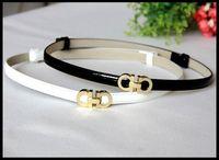 Wholesale Decoration L Painting - 2017 ms han edition belt digital paint decoration small belt buckle fashion new skirt belt manufacturer wholesale