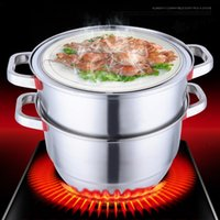 Wholesale Soup Pot Stainless Steel Steamer - Stainless steel steamer new high quality stainless steel thicker 6 kinds of household general soup pot