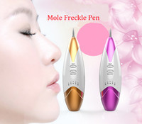 Wholesale Dot Liners - Hot New Portable Laser Spot Removal Pen Mole Freckle Removal Machine Laser For Tattoo Removal Beauty Instrument Dot Mole Spot Pen