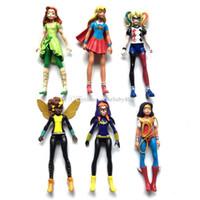 mulher maravilha ação venda por atacado-New Wonder Woman Figuras de Ação brinquedos dos desenhos animados 15 cm 6 polegadas Desktop Decoração C2184