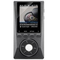 кожаные футляры для музыки оптовых-2016 Новый новейший XDUOO X10 (+кожаный чехол) портативный высокого разрешения без потерь DSD музыкальный плеер DAP поддержка оптического выхода Hifi MP3