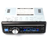 Wholesale Speaker B - Universal 1068 12V Car Mp3 Player Car Audio Stereo Support FM Bluetooth V2.0 USB SD AUX Mic Hands-free with Remote Control for Cars +B