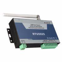 unité à distance achat en gros de-Ouverture de porte GSM Ouvre-porte GPRS 3G (RTU5025) Unité de contrôle d'accès à distance 999 utilisateurs ouvrent le portail / la barrière / le volet / la porte de garage
