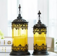 Wholesale Decorative Gifts For Home - Decorative Candle Holder Set Holders Votive Candles Ideal Gift for Wedding Spa Aromatherapy Party Votive Candle Gardens