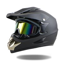 Wholesale open face off road helmets resale online - Casco Capacetes Motocross Helmet ATV Moto Helmet Cross Downhill Off road Motorcycle Helmet DOT