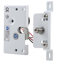 Wholesale Fail Safe - Wholesale- 12VDC Dedicated Electric Hook Lock Fail Safe For Sliding Rail Door and Window