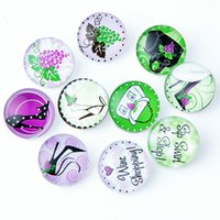 Wholesale matches charm - 20 PCS new NOOSA 18 mm snap button life charm jewelry, can match with fashionable snap button