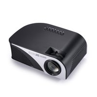 Wholesale Handheld Dvd - Crenova RD-805B Support Korean Newest Multimedia Portable Handheld Projector Mobile Phone Portable DVD Projectors for Home Use
