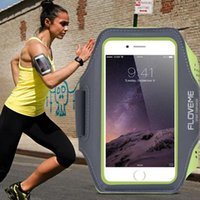 Universal Sports Running Armband Case Workout Armband Holder pour Iphone 7 Plus Cell Phone Portable 4.7 5.5 pouces