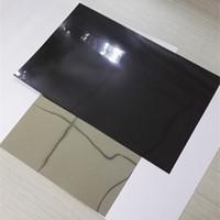 Wholesale Mirror Filter - Wholesale- 50pcs A4 210*297mm ISO Anti-UV Best Mirror Effect Solar Filters,solar film,solar eclipse film viewer AstroSolar Safety Film