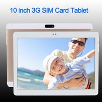 Wholesale Tablet Android 4g Gps 16gb - 10 inch Original 3G 4G Phone Call SIM card Android 6.0 Octa Core IPS WiFi GPS FM Tablet pc 2 GB + 16 GB Anroid 6.0 Tablet Pc