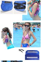 packing kayak - Waterproof Dry Waist Bag Pouch Wallet Phone Camera Underwater Swim Kayak Boating Shoulder Waist Belt Bag Case Pack