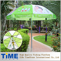 square sun umbrella - Square sun umbrella outdoor security guard kiosk Beach custom printing custom advertising umbrella