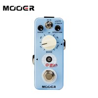 Wholesale Mooer Micro Pedal - high quality MOOER micro series digital auto @Wah electronic components guitar pedal board