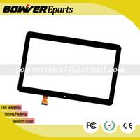 tablet pc capacitiva de 9.7 pulgadas al por mayor-Venta al por mayor - A + GT10PGX10 1695 FPC 10,1 '' pulgada capacitiva sensor digitalizador de panel de pantalla táctil para reemplazo de tablet pc 247X156mm