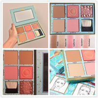 Wholesale NEW Cheek Parade Bronzer And Highlighter Makeup Bronzers Blush Highest Quality D GIFT