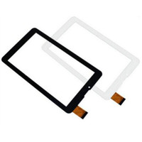 Wholesale tablet replacement screen - New Touch Screen Digitizer Glass Sensor Panel Replacement MT261 For quot BQ G G BQ G G Tablet