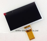 Wholesale U25gt Hd - Wholesale- 7-inch 163*97 7300101463 E231732 HD 1024 * 600 LCD screen for cube U25GT tablet PC
