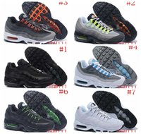 Wholesale Deep Cool - Cool Running Shoes Max95 Men Retro Airlis Cushion Gold 95 OG Sport Cheap 95s Walking Boots Sneakers Women Outdoor Jogging Athletic Shoes