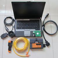 Wholesale Usb Programming Cable For Icom - 2018 For BMW ICOM A2+B+C Software V2017.12 for BMW ICOM with Laptop d630 Diagnostic Programming Tool ICOM A2 HDD expert mode