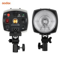 Wholesale Strobe Light Godox - Wholesale-GODOX K-180A Mini Master 180W Studio Strobe Photo Compact Flash Light Lamp for Portrait Fashion Wedding Photography EU US Plug