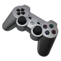 Wholesale Iphone Gamepad Bluetooth - PS3 Game Controller Wireless Bluetooth Game Controllers for PlayStation Gamepad Joystick for Android Video Games for iphone and ipad