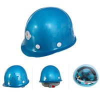 Wholesale Construction Hats - WF-B ABS Safety Helmet Head Protection Industrial Engineering Shockproof Work Caps Construction Anti-Collision Hard Hat