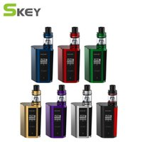 Wholesale Electronics Cigarettes Starter Kit - Smok GX2 4 Starter Kits 220w-350w Vape Mod and 2ML 5ML TFV8 Big Baby Atomizer Fit 2 or 4 18650 Battery Electronic Cigarettes