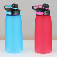 Wholesale Electric Rope - Plastic Cup 900ML High Capacity Multi Function Portable Outdoor Sport Kettle High Quality Leak Proof Hot Sale 22 68jm J R