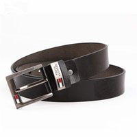 Wholesale Bussiness Casual - 2017 men Belts Men High Quality Genuine Leather Belt h buckle Cinto Men Belt Luxury Bussiness Casual waistband